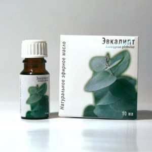 Eucalyptus - 100% Essential Oil
