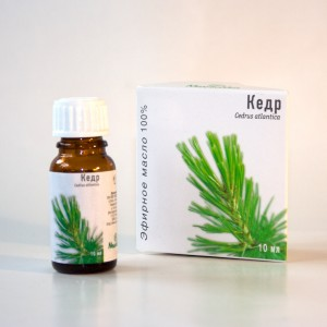 Lebanon Cedar - 100% Essential Oil