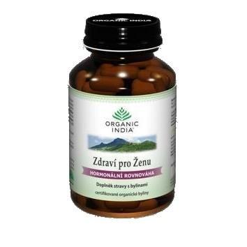 Zdraví pro Ženu - hormonální rovnováha (60 kapslí)