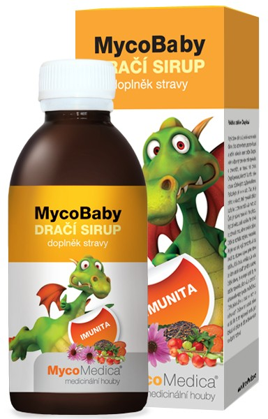 Myco Baby - dračí sirup (200ml)