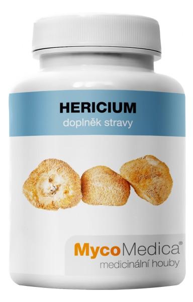 Hericium extrakt - Hericium erinaceus (90 kapslí po 500mg)