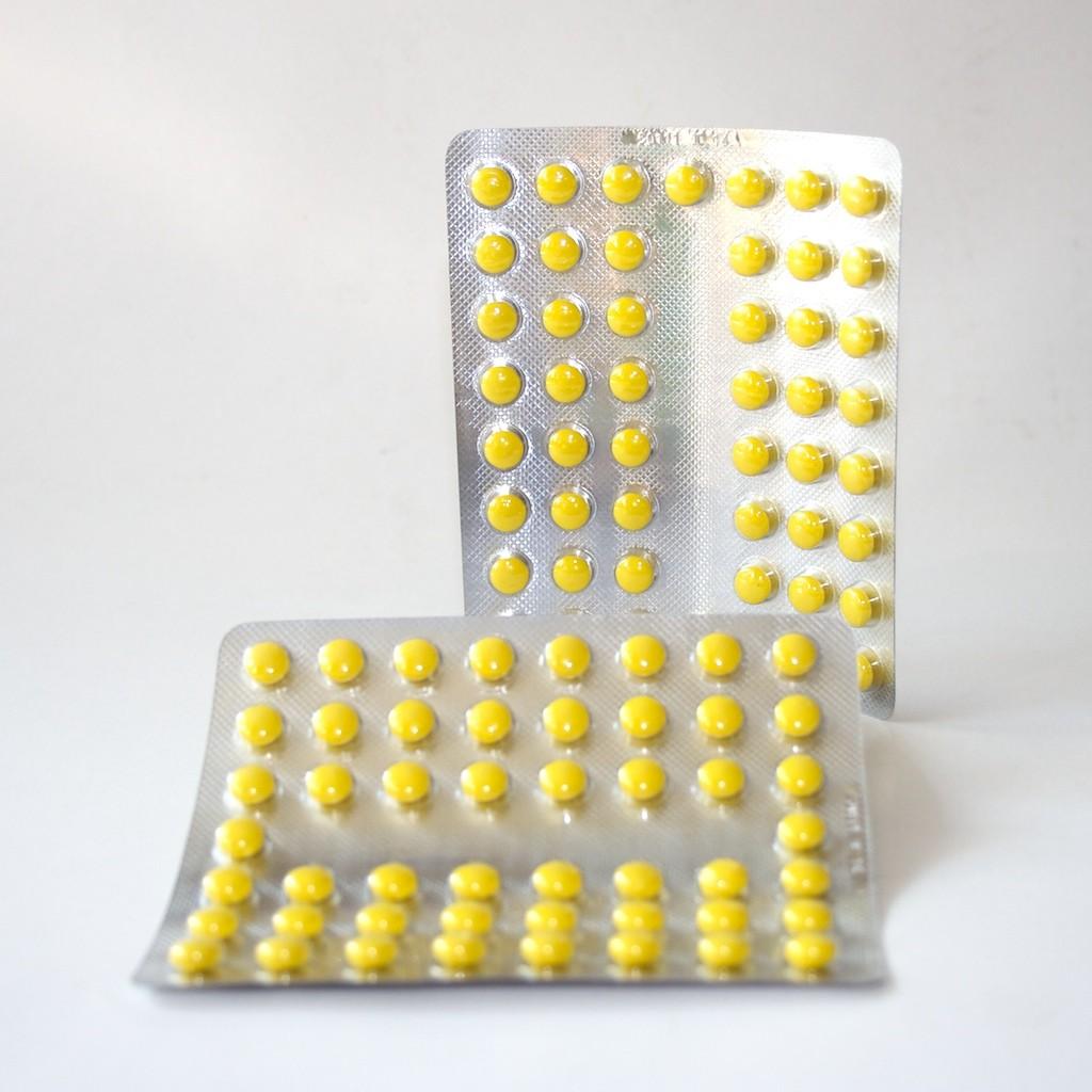 Kozlíkové tablety 50 tbl. (Valeriana officinalis)