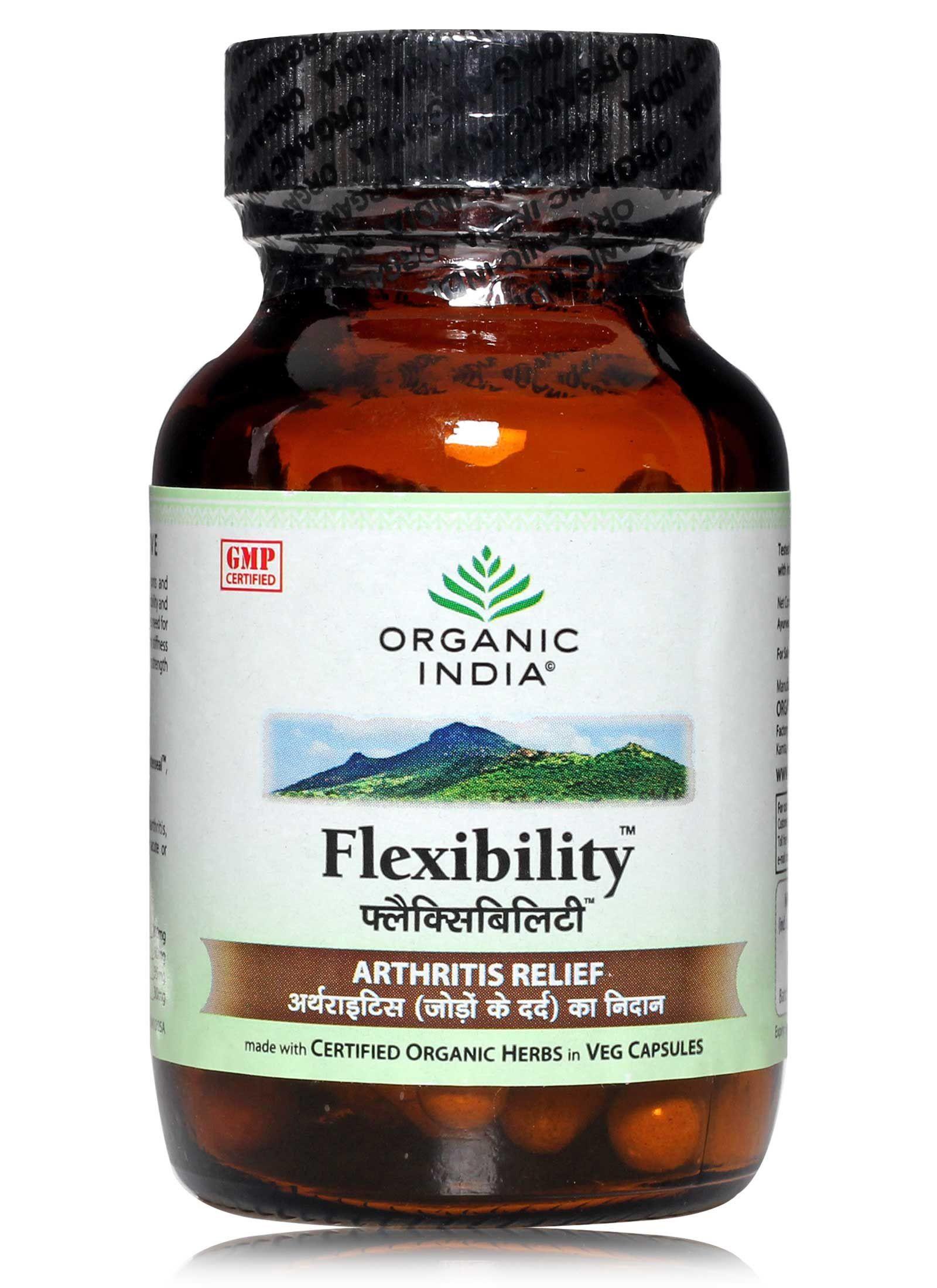 Flexibility (60 rostlinných kapslí)