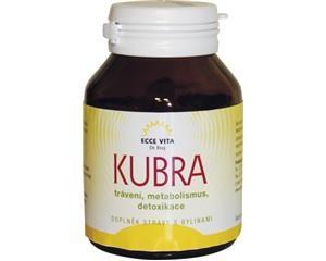 Kubra - trávení, metabolismus, detoxikace (60 rostlinných kapslí)