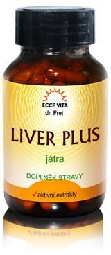 Liver plus (60 kapslí)
