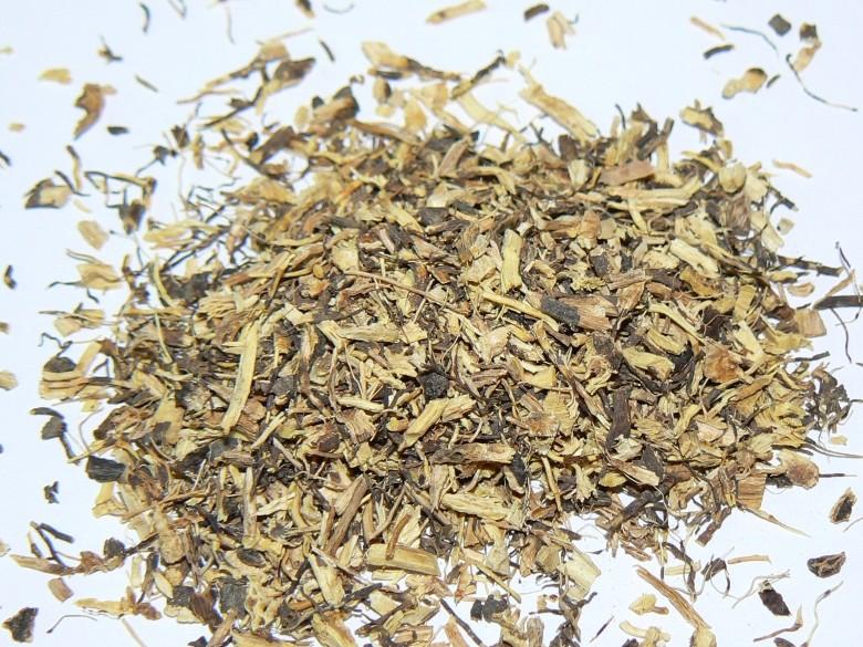 Maralový kořen, Parcha saflorová (radix Leuzea carthamoides)