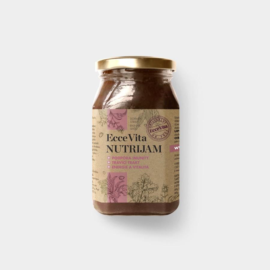 Čavanpraš - ajurvédská bylinná směs (500 g)