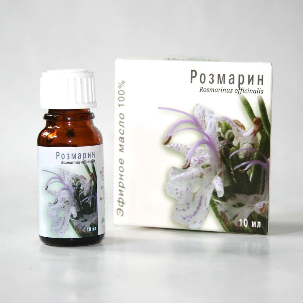 Rozmarýn - 100% esenciální olej